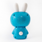 Blue Rabbit Rear