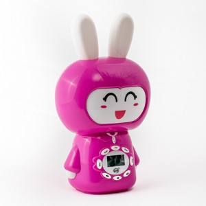 Pink-Rabbit-3-quarter-view-300x300 Personalised Music Players - SMN Rabbit