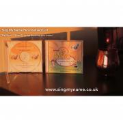 CD Album My Music Sing My Name Personalised