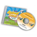 Personalsied CD - 'Animal Friends'