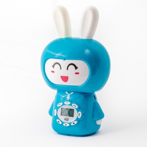 Blue-Rabbit-3-quarter-300x300 Personalised Music Players - SMN Rabbit