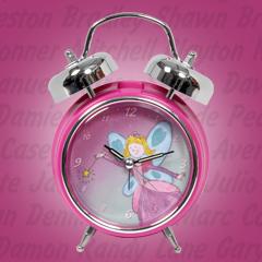Clock_Mauve3 Unique Personalised Birthday Presents