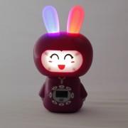 MP3 Bunny night lights on