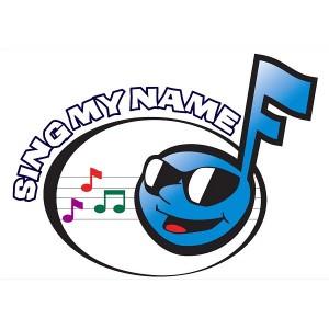 Sing My Name Logo
