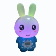 Blue MP3 Bunny