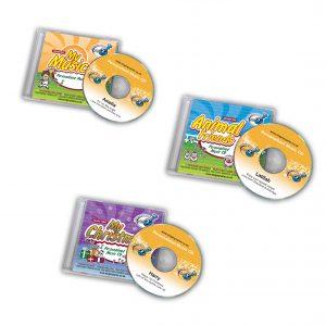 WHITE BACK all cds