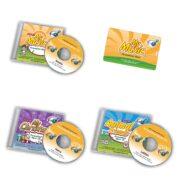 Christening Present - Personalised Kids CDs