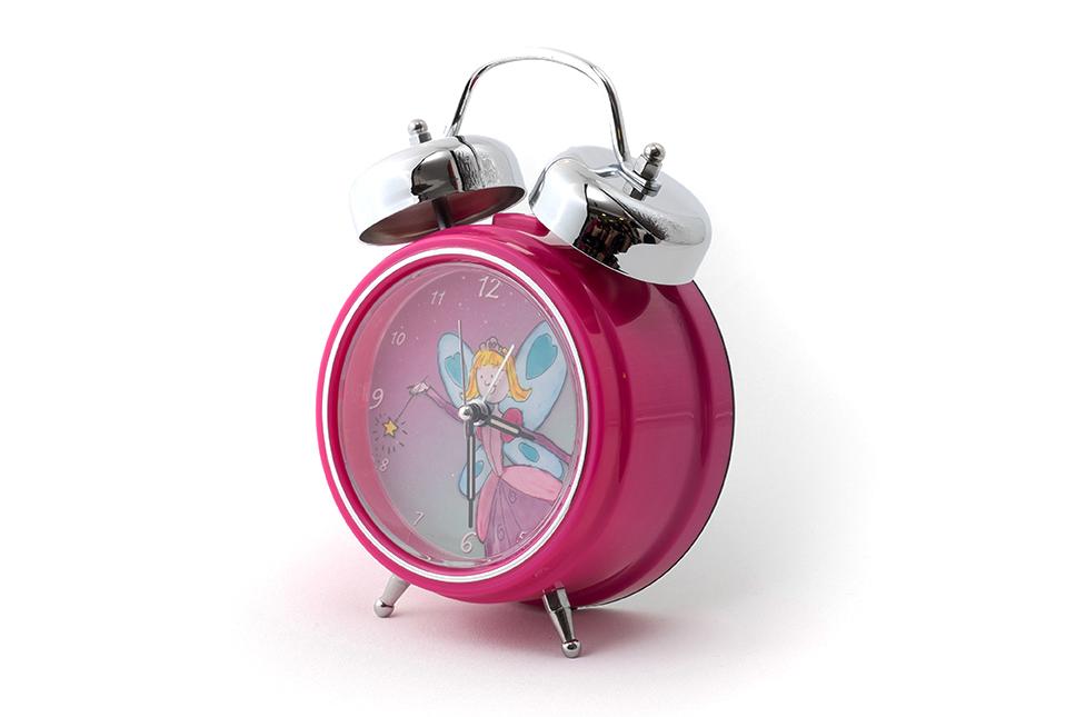 kids-alarm-clock Girls Alarm Clocks