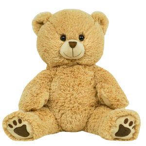 Personalised Teddy - Brown